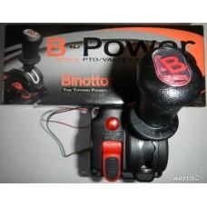 джойстик c функцией Ком 10090131091BI (с отключением Ком при опускании) Binotto (3 ФОТО)