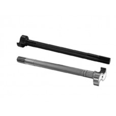 вал тормозной правый A1565 L=681.3 [637] мм; Ø42 мм; шлицы-10 ROR TM/TE/TA ('Q/Z')