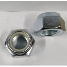гайка пальца рессоры 701.007 M30*3.5 с нейлоновым кольцом BPW/SAF/Tonar BIGOAL (22/11)