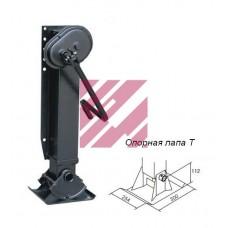 устройство опорное полуприцепа M2303054 (лапы) H=803mm 28/80t