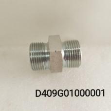 переходник G1-G1 M/M D405G01000001 (для БРС замедлителя) Тонар (MG9/3)