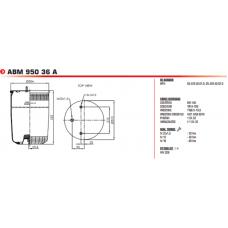 ABM95036A (без стакана) BPW/Tonar (21/9)