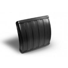 крыло пластиковое К-630 часть 1/3 грузовое двухскатное (полукрылок)