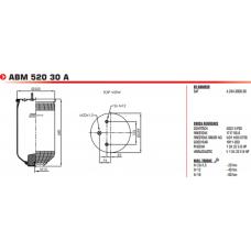 32619P (без стакана) (2 шп.+возд.) SAF 2618V