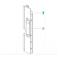 профиль с замком бокового борта правый 602076000 600mm Kogel