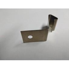 скоба крепления заглушки бампера 81.97640-0294 (рестничка) MAN TGS (VS07)