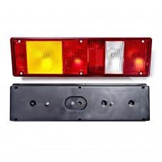 фонарь задний левый 7452-371600Е / 6269 (евро) (с подсветкой ном.) (MG15/1)