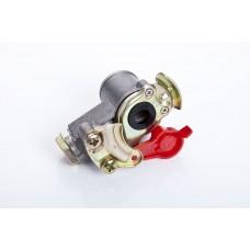 головка соединит. (груша) 6001421 без клапана красная со встр. фильтром М16*1,5/М22*1,5 (MG8/3)
