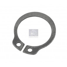 кольцо стопорное 9.39017 ролика вилки сцепления 16*1 Scania/Volvo/RVI/MAN