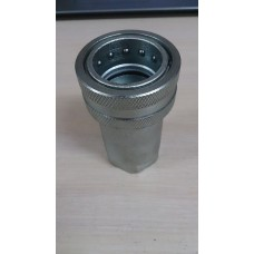 быстроразъемное соединение БРС ISO-A1F (гидравлическая система/ МАМА ) Тонар