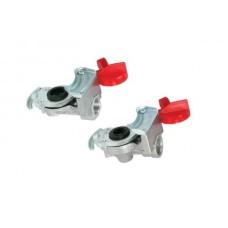 головка соединительная (груша) к-т 4006043270 (2шт. тягач - прицеп) красные М22*1,5