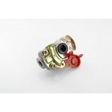 головка соединительная (груша) 4522000110 без клапана (прицеп) красная M22*1.5 (MG8/3)