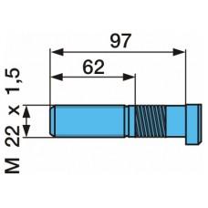 шпилька колесная 729354 (M22*1.5*97/62) BPW