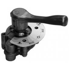 кран управления пневмоподвеской 2601C020 ручной 10 бар BPW/Schmitz
