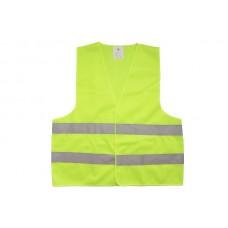 жилет светоотражающий желтый AT27912 (CLASS 2, XXL) AT